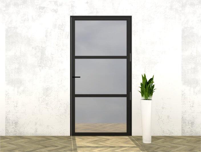 Stalen deur _ 3