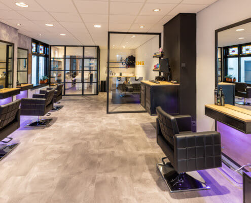 Salon Style-Ing